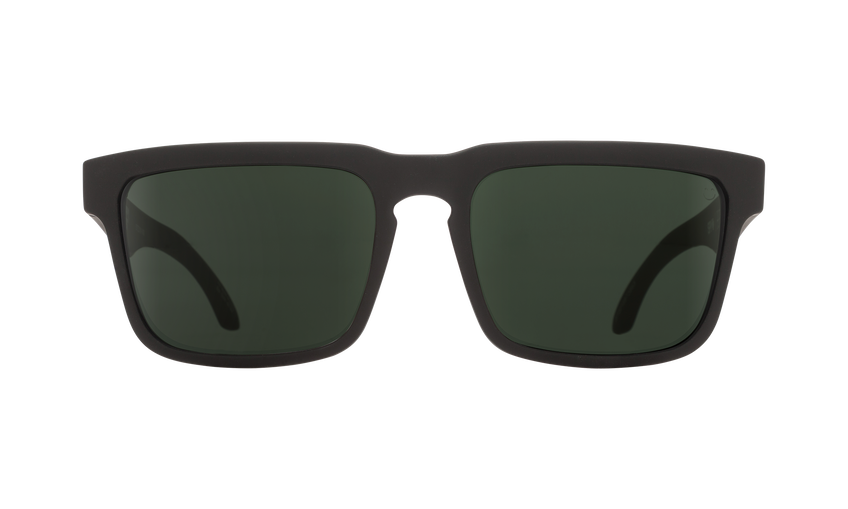 Helm - Soft Matte Black/Happy Gray Green Polar