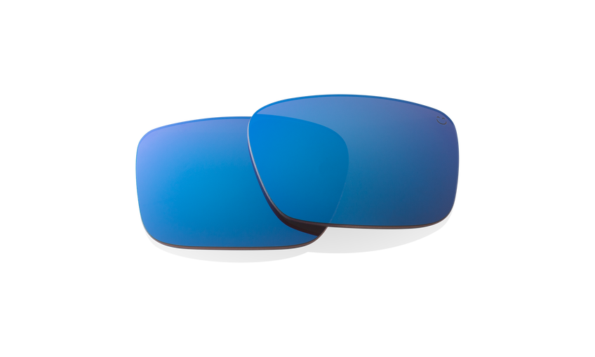 DISCORD REPLACEMENT LENSES - HAPPY BRONZE POLAR W/DARK BLUE SPECTRA