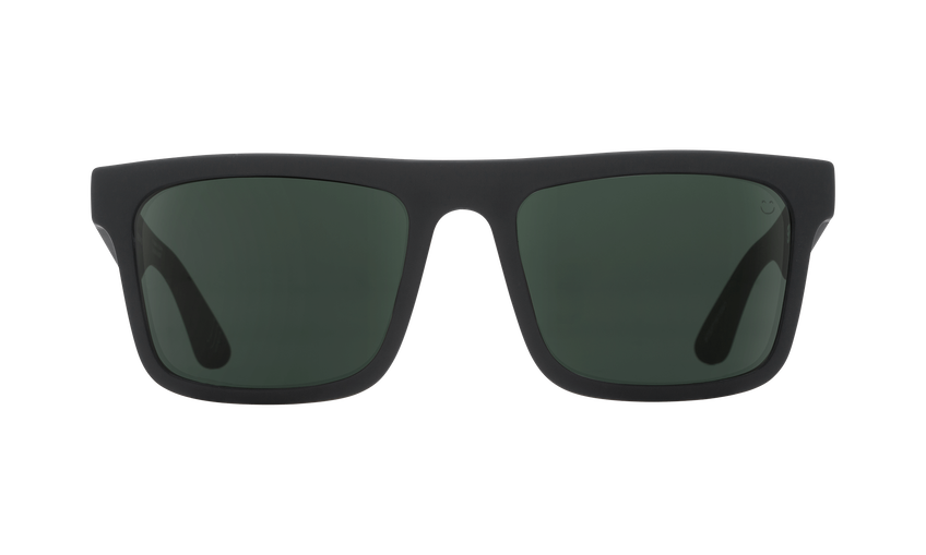 Atlas - Matte Black/Happy Glass Gray Green Polar