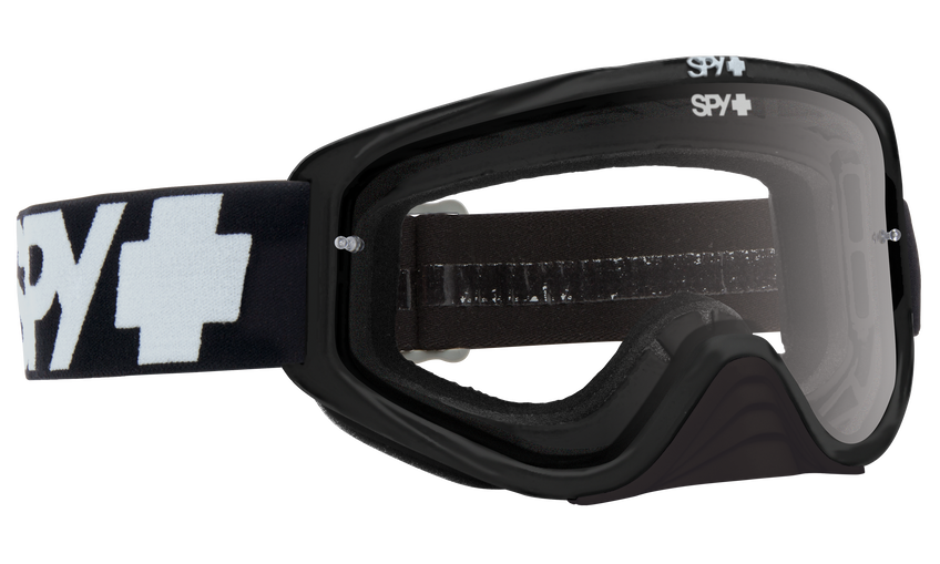 WOOT RACE BLACK ENDURO - CLEAR DUAL LENS + CLEAR AFP