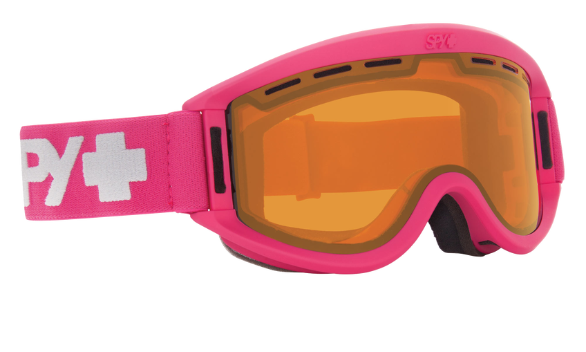 Getaway Snow Goggle - Matte Raspberry/Persimmon