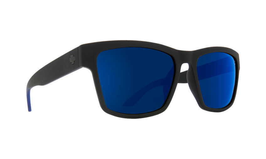 Haight 2 - Soft Matte Black/Blue Fade/Happy Gray Green with Dark Blue Flash