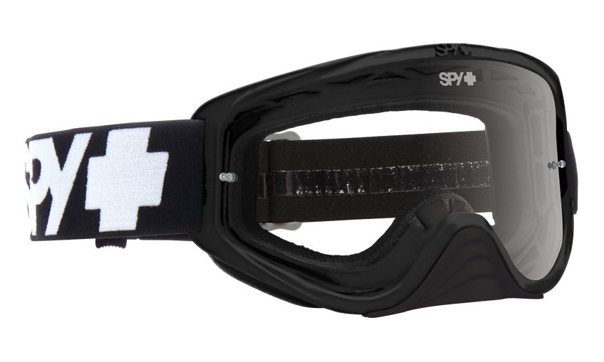 Woot Mx Goggle - Black/Clear AFP