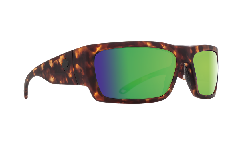 ROVER SOFT MATTE CAMO TORT - HAPPY BRONZE POLAR W/ GREEN SPECTRA