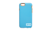 iPhone 6 and 6s Drop Case - Ultra Slim, Happy Blue, hi-res