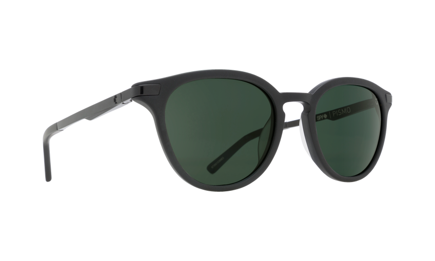 PISMO MATTE BLACK - HAPPY GRAY GREEN