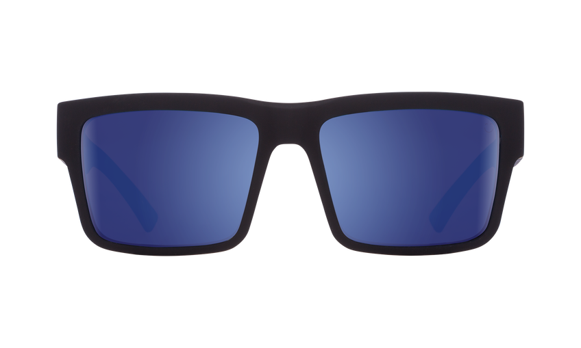 Montana - Soft Matte Black/Navy Tort/Happy Gray Green with Dark Blue Spectra