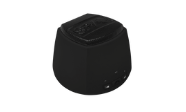 Siren Mini Bluetooth Speaker, Black, hi-res