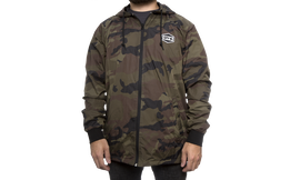 Bentley Patch Windbreaker, Camo, hi-res