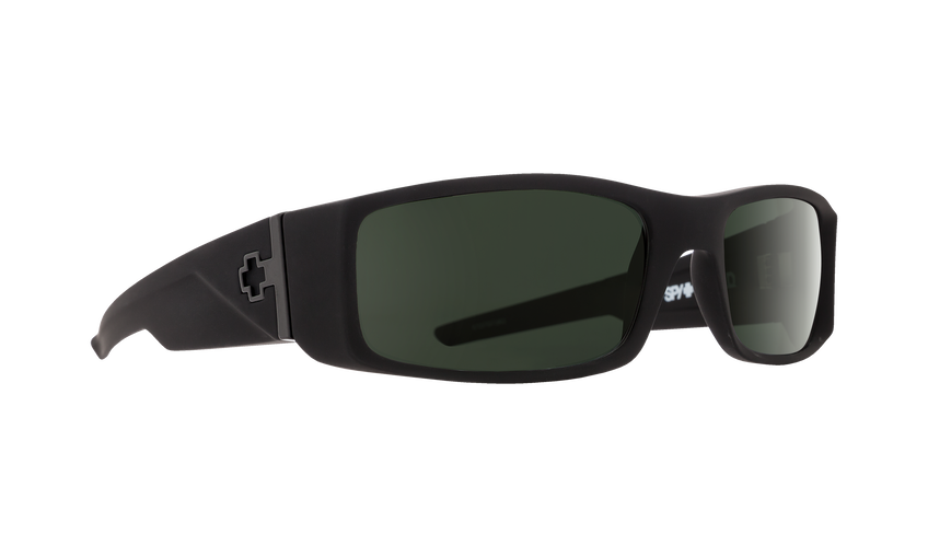 HIELO SOFT MATTE BLACK - HAPPY GRAY GREEN