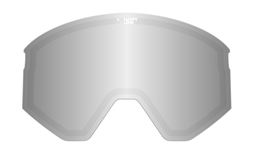ACE LENS-HAPPY GRAY GREEN w/ SILVER SPECTRA