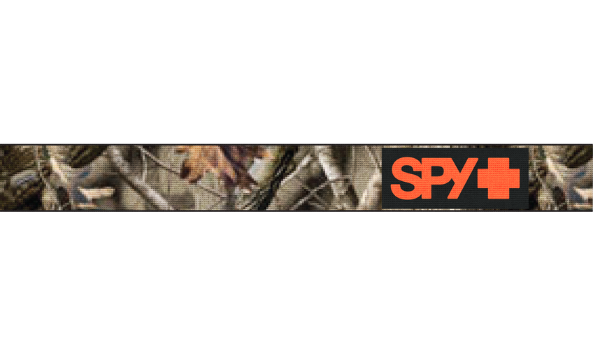 Klutch Mx Goggle - Spy + Realtree/Happy Bronze with Silver Spectra + Clear AFP