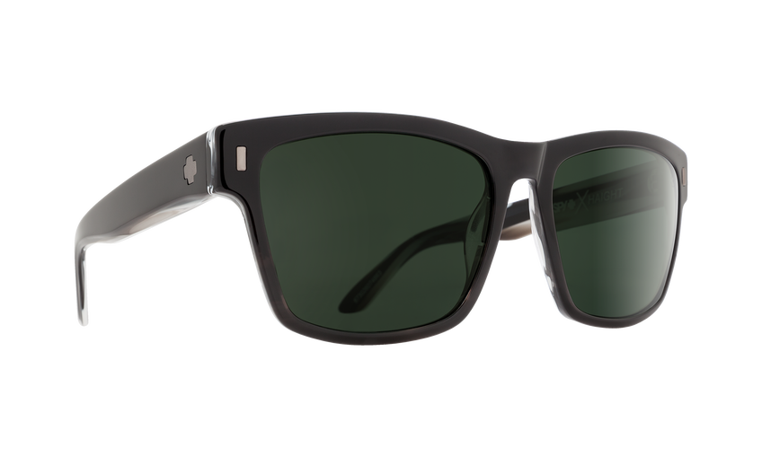 HAIGHT MATTE BLACK - HAPPY GRAY GREEN