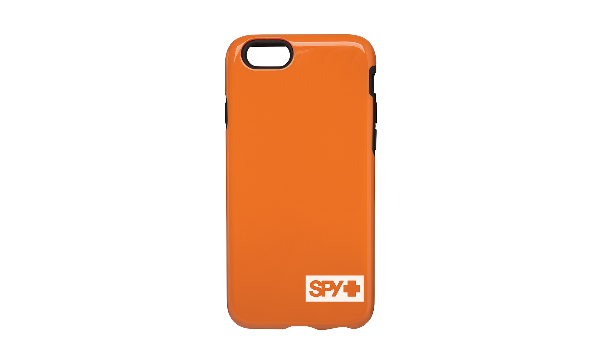 iPhone 6 and 6s Drop Case - Ultra Slim, Orange, hi-res