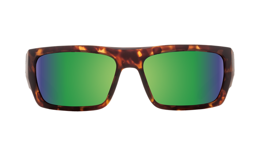 Rover - Soft Matte Camo Tort/Happy Bronze Polar with Green Spectra