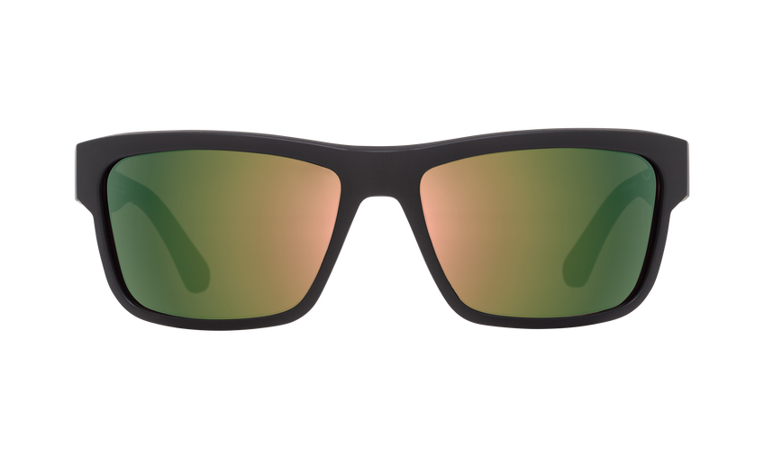 Frazier - Soft Matte Black/Happy Rose Polar with Green Gold Spectra