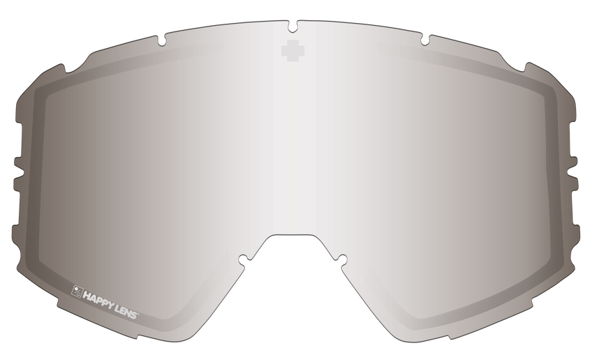 RAIDER LENS  -  HD Plus Bronze w/ Silver Spectra Mirror