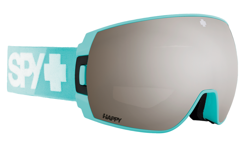 Legacy SE Snow Goggle - Colorblock 2.0 Turquoise/Happy Bronze with Silver Spectra Mirror