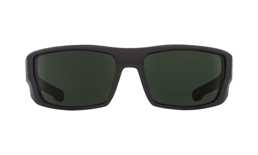 Dirk - Soft Matte Black/Happy Gray Green