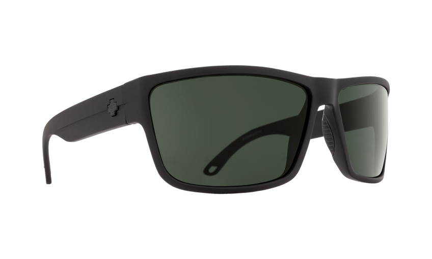 Rocky Matte Black - HD Plus Gray Green Polar