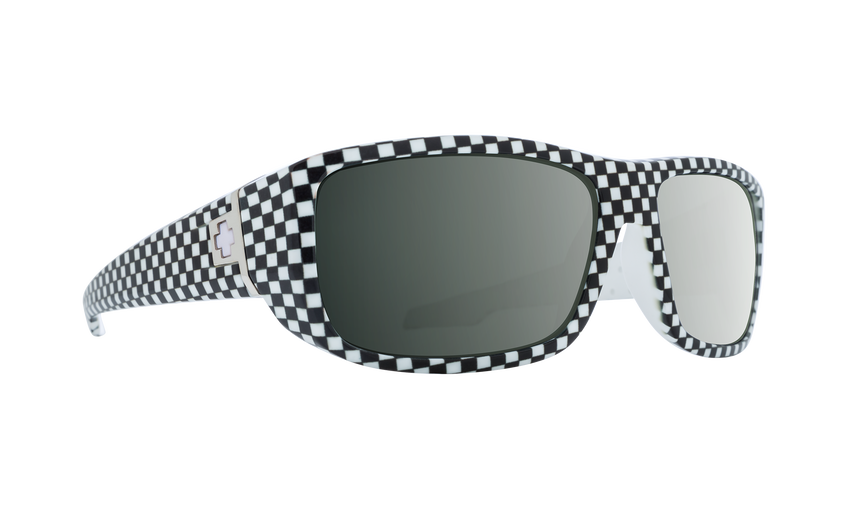 Mc3 Classic Check - HD Plus Gray Green with Black Spectra Mirror