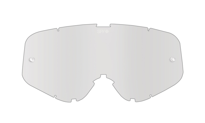 WOOT/WOOT RACE MX LENS - CLEAR AFP