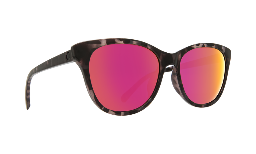 SPRITZER BLACK TORT - GRAY W/PINK SPECTRA