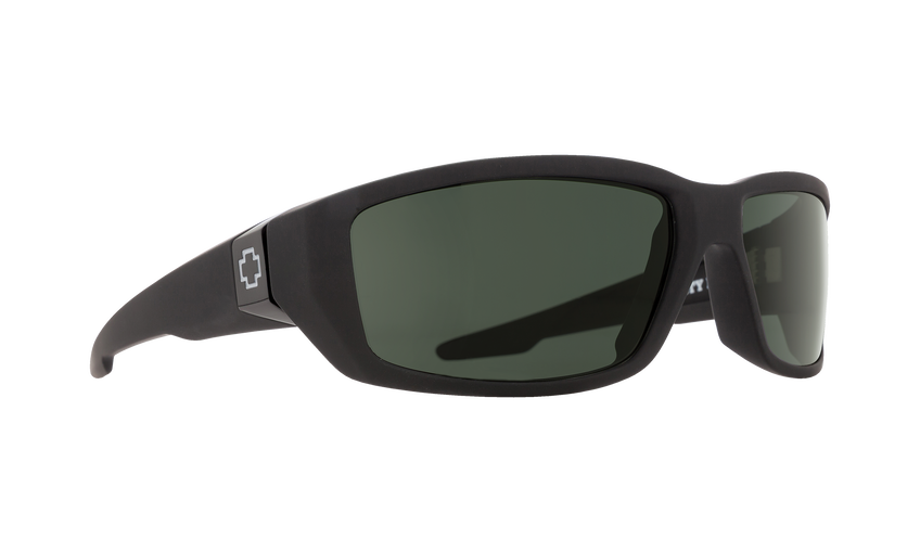 Dirty Mo Soft Matte Black - HD Plus Gray Green