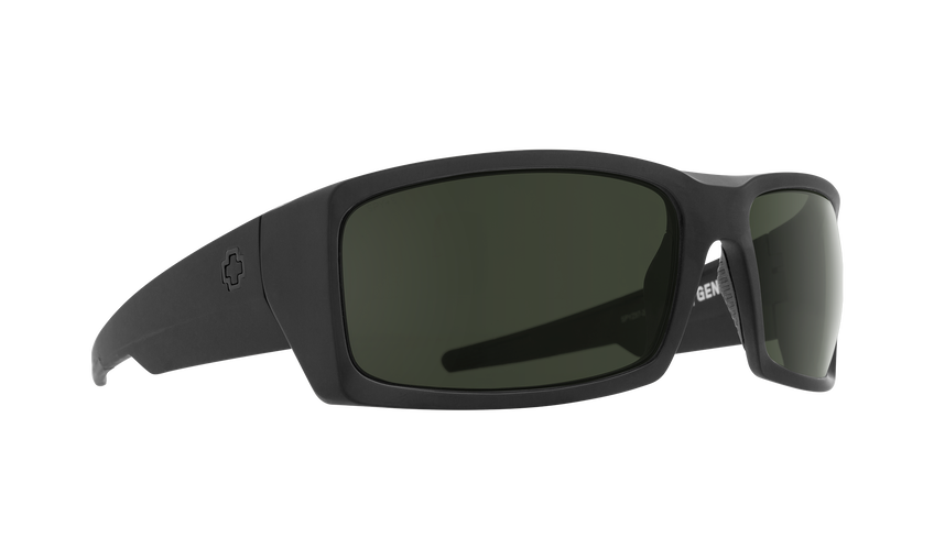 General - SOSI Matte Black ANSI RX/HD Plus Gray Green Polar