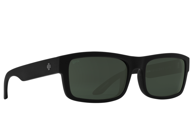 Discord Lite - Soft Matte Black/Happy Gray Green Polar