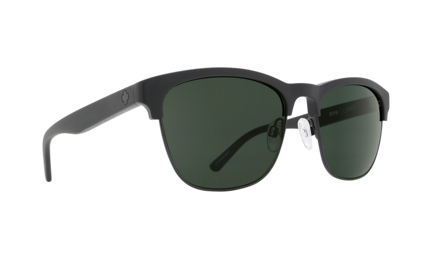 itemDesc LOMA MATTE BLACK/BLACK - HAPPY GRAY GREEN is not available for this combination