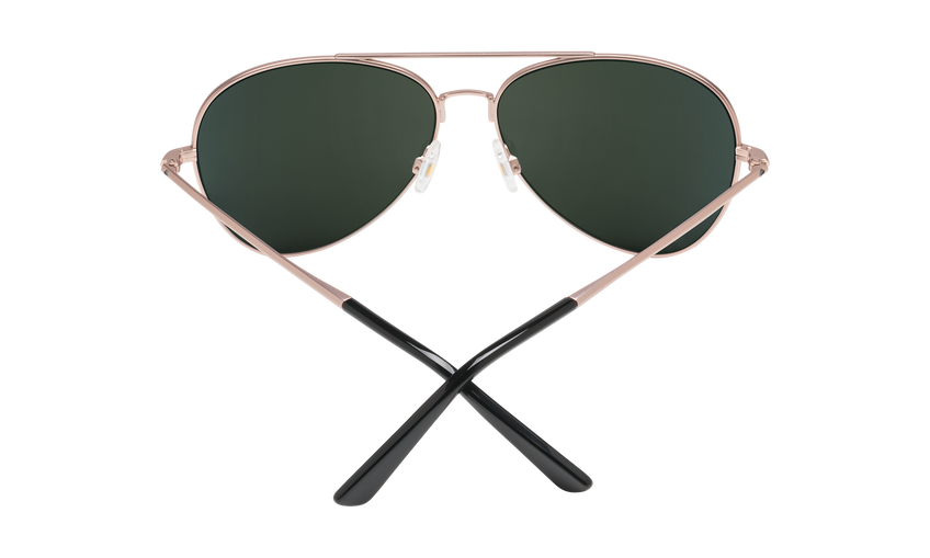 Blackburn - Matte Rose Gold/HD Plus Gray Green with Rose Quartz Spectra Mirror