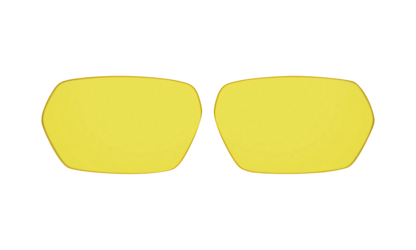 QUANTA 2 REPLACEMENT LENSES - HAPPY YELLOW ANSI