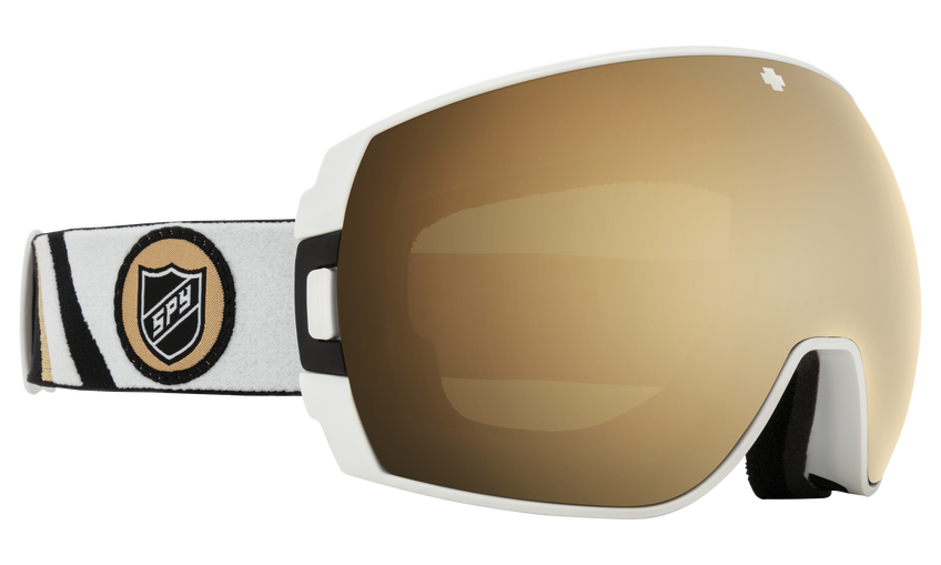 Legacy Snow Goggle - SPY + Tom Wallisch/HD Plus Bronze with Gold Spectra Mirror + HD Plus LL Persimmon with Silver Spectra Mirror