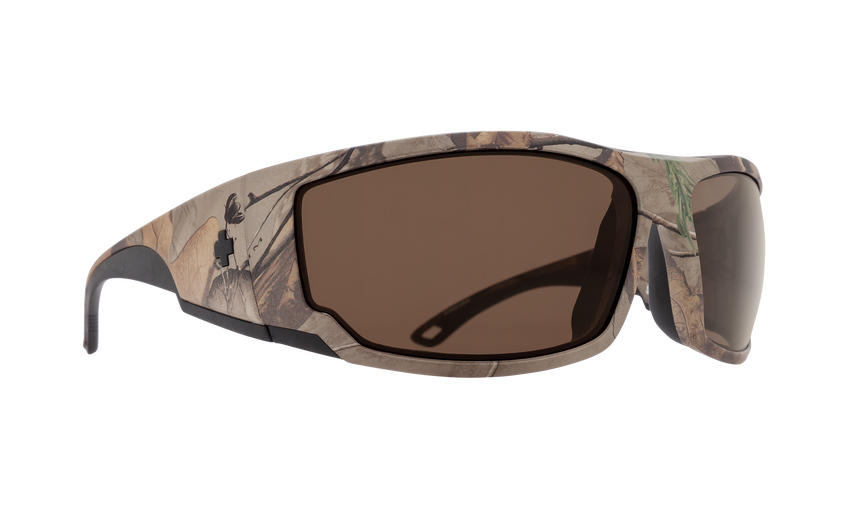 TACKLE SPY + REALTREE - HAPPY BRONZE POLAR