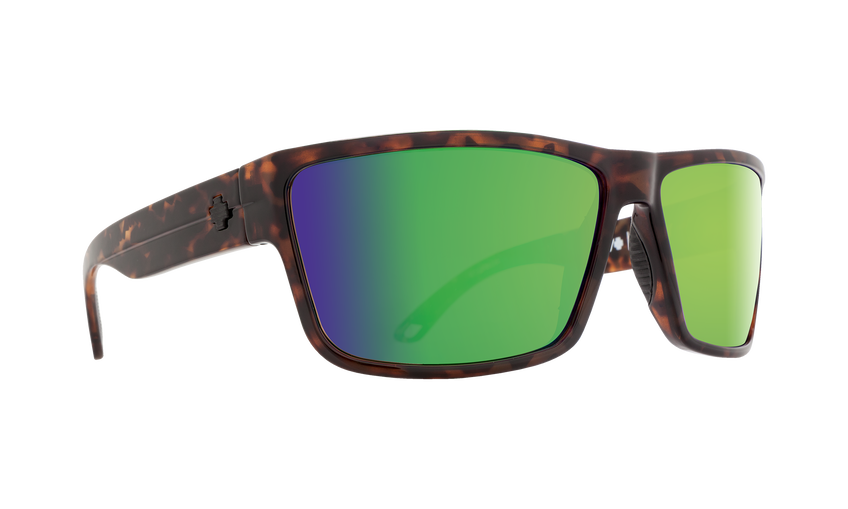 Rocky - Classic Tort/Happy Bronze with Green Spectra