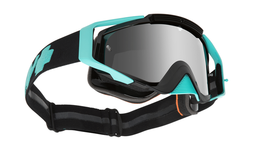 Omen Mx Goggle - Spy + Cole Seely/Smoke w/ Silver Spectra + Clear AFP