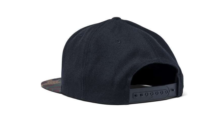Bentley Patch Snapback Hat