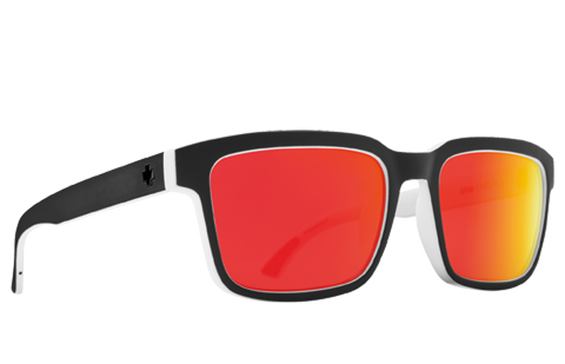 Helm 2 Whitewall - HD Plus Gray Green Polar with Red Spectra Mirror