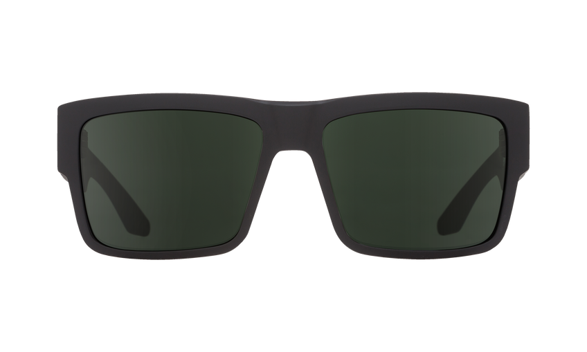 Cyrus - Matte Black/HD Plus Gray Green