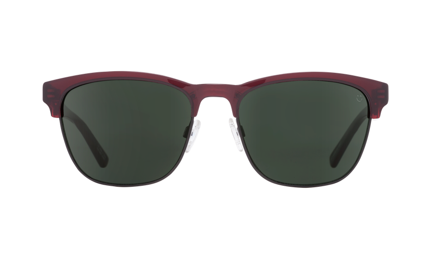 Loma - Translucent Garnet/Matte Black/Happy Gray Green