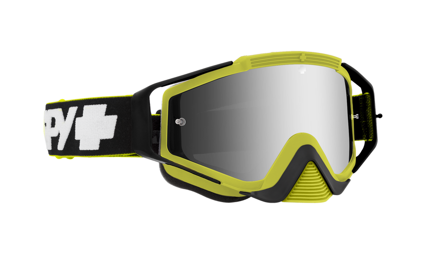 Omen Mx Goggle - Slice Green/Smoke w/ Silver Spectra + Clear AFP