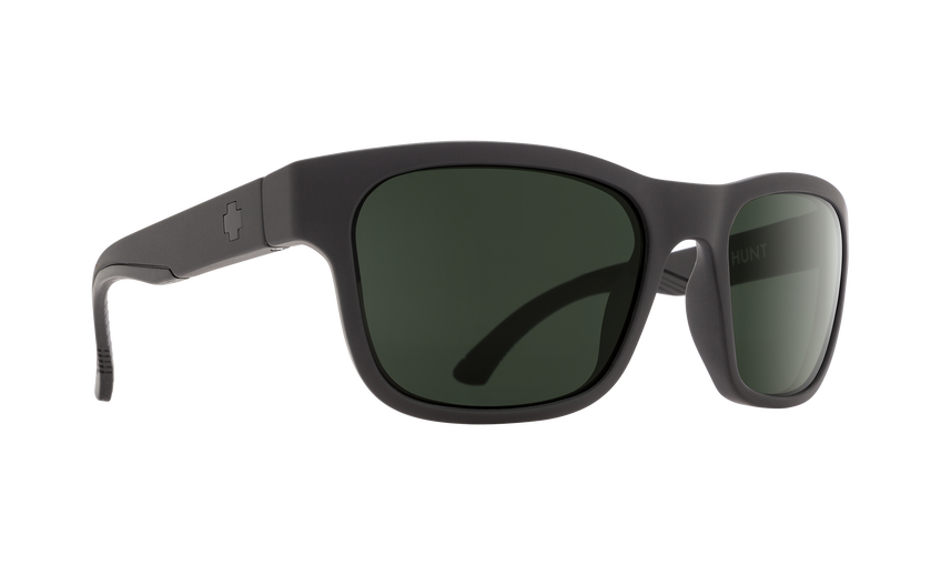 HUNT MATTE BLACK -  HAPPY GRAY GREEN
