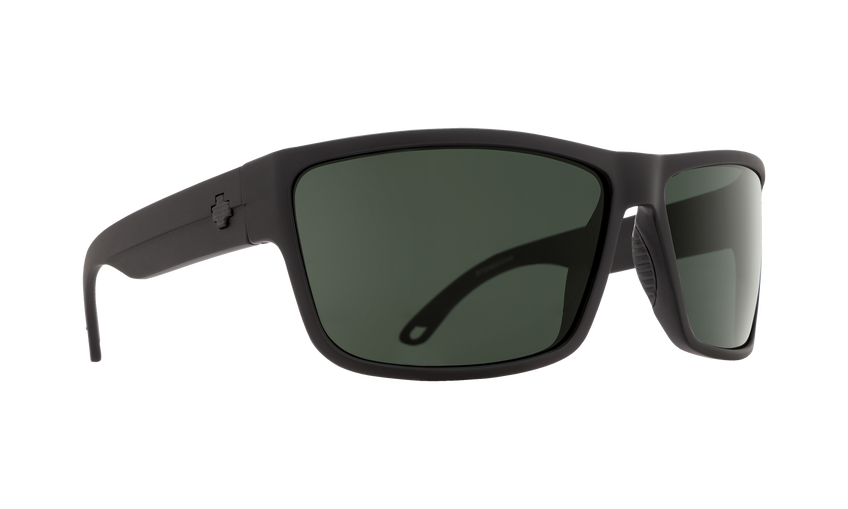 Rocky Matte Black - HD Plus Gray Green