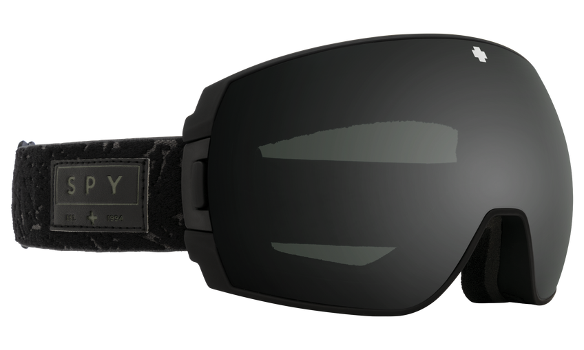Legacy SE Snow Goggle - Onyx/HD Plus Gray Green with Black Spectra Mirror + HD Plus LL Persimmon with Silver Spectra Mirror