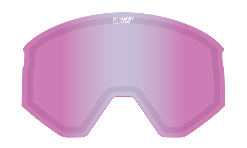 ACE LENS  - HD Plus LL Pink w/ Blue Spectra Mirror