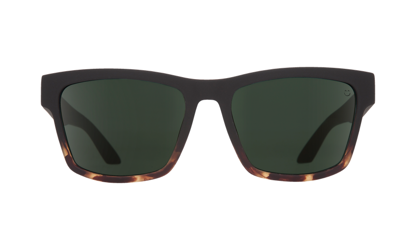 Haight 2 - Soft Matte Black/Tort Fade/Happy Gray Green
