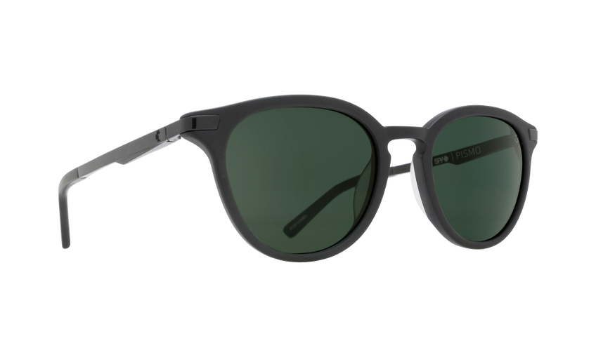 PISMO MATTE BLACK - HAPPY GRAY GREEN POLAR