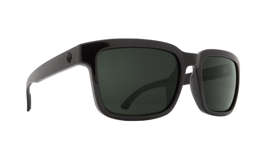 Helm 2 SOSI Black - HD Plus Gray Green Polar