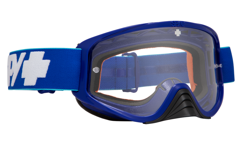 Woot Mx Goggle - Revolution/Clear HD AFP